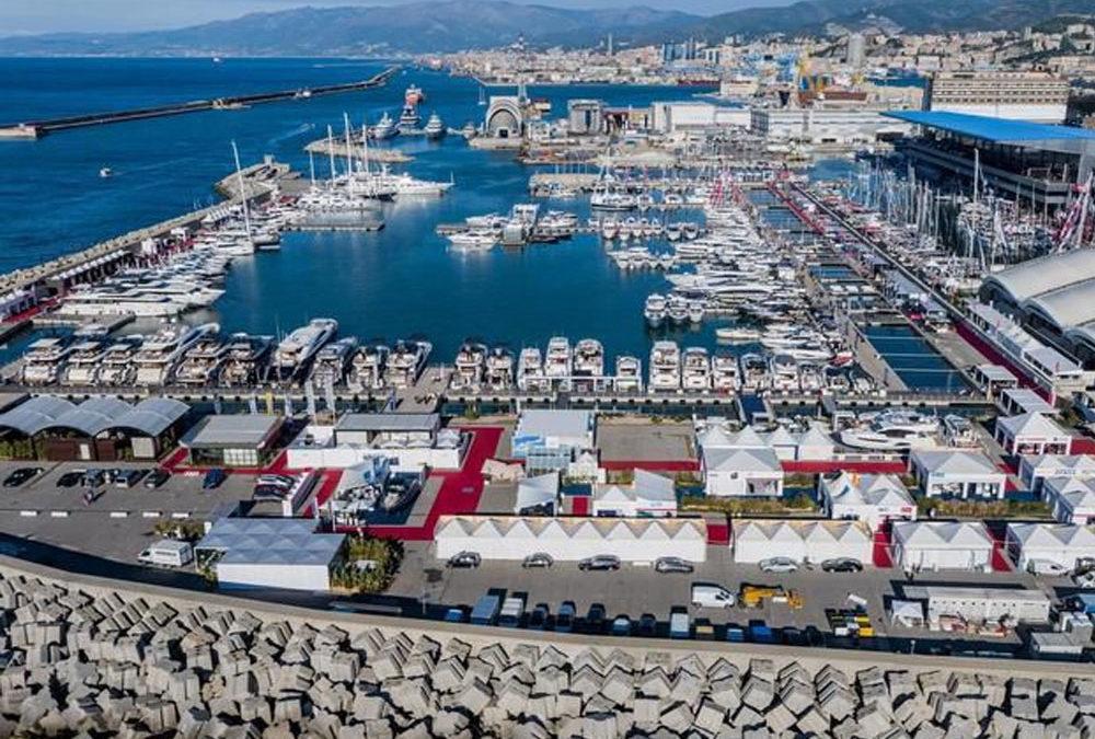 Torna il Salone Nautico di Genova